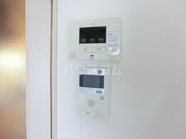 COOPライフハウス未来館 306号室のセキュリティ