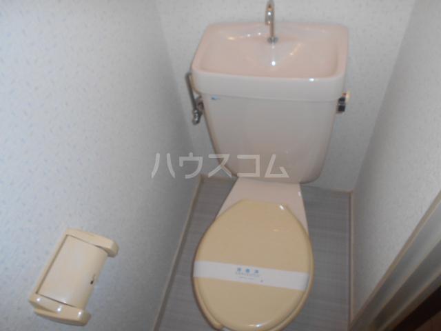 サカエコーポ 1-C号室のトイレ
