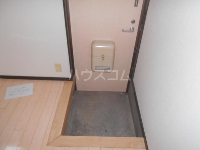 サカエコーポ 1-C号室の玄関