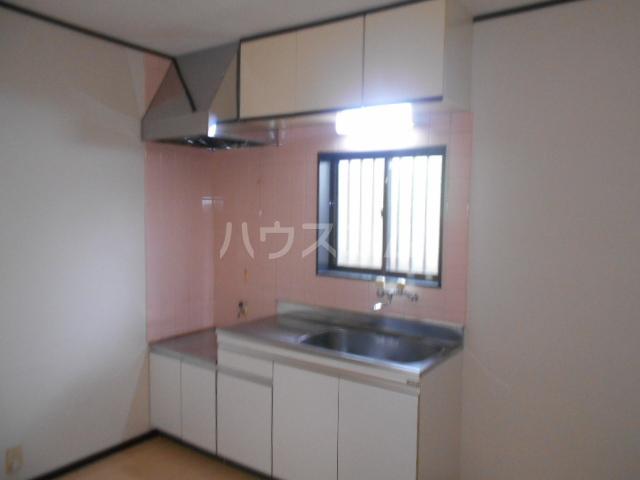 サカエコーポ 1-C号室のキッチン