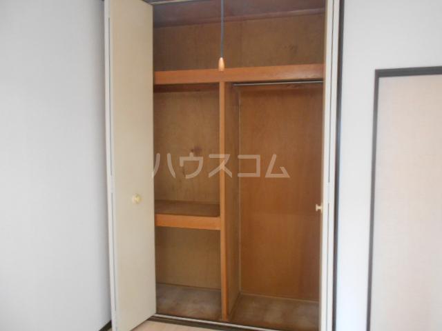サカエコーポ 1-C号室の収納