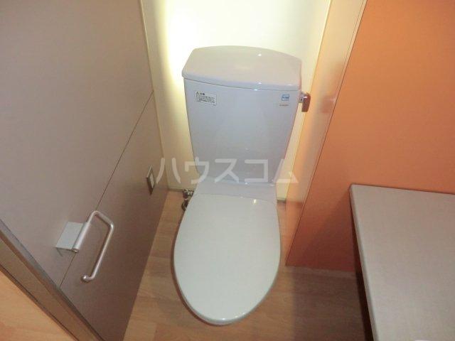 HETRE(エートル) 106号室のトイレ