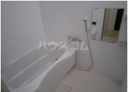 ソレアード B 201号室の風呂