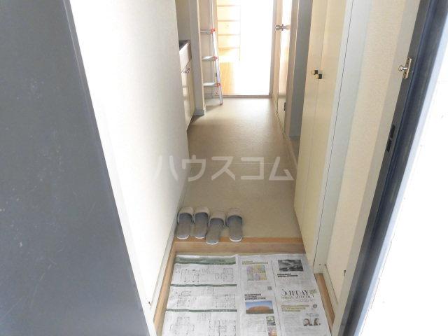 ハイツKIKUCHI 201号室の玄関