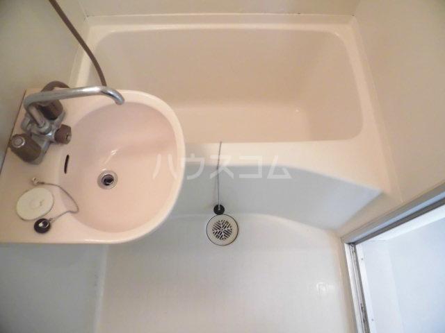 ハイツKIKUCHI 201号室の風呂