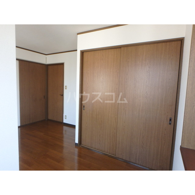 ロイヤルエリア大成 301号室の収納