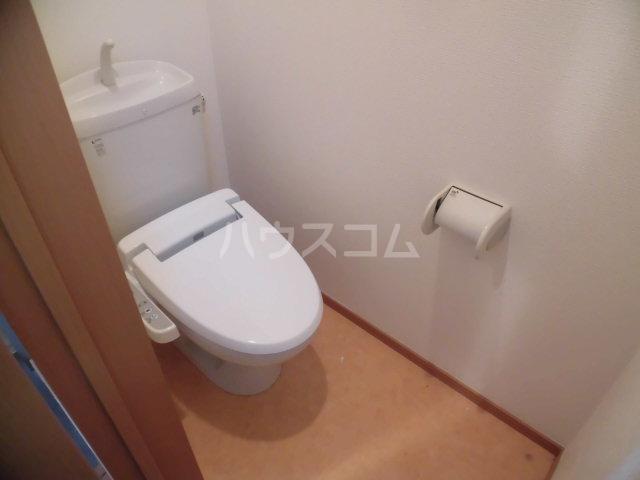 メゾン ド ブランシュ 103号室のトイレ