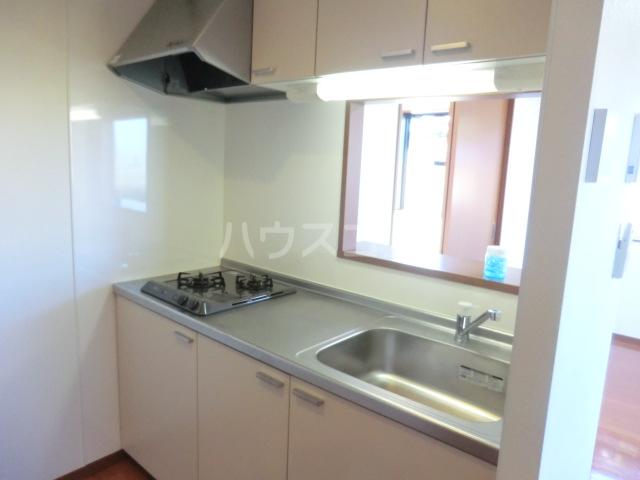 アドシールセンタービレッジⅣ 103号室のキッチン