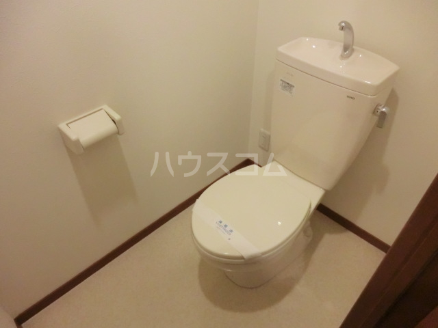 アドシールセンタービレッジⅣ 103号室のトイレ