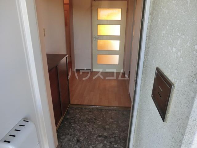 砂サンシャインシティ一番館 506号室の玄関