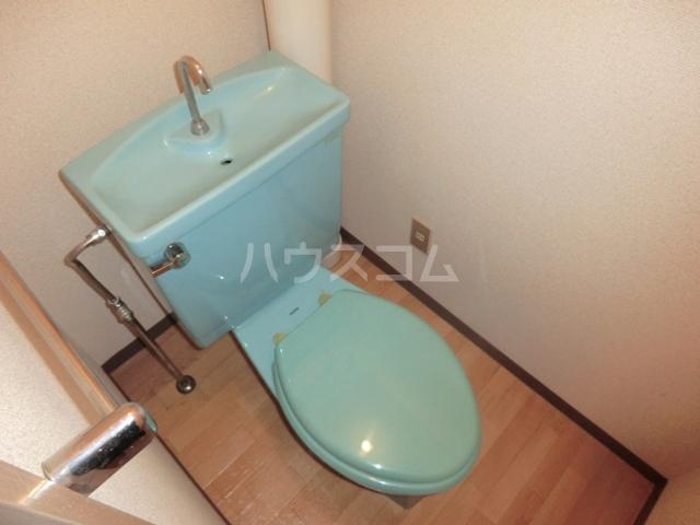 砂サンシャインシティ一番館 506号室のトイレ