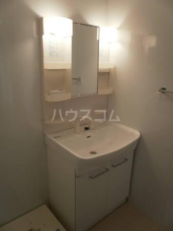 セピアコート 北館 301号室の洗面所