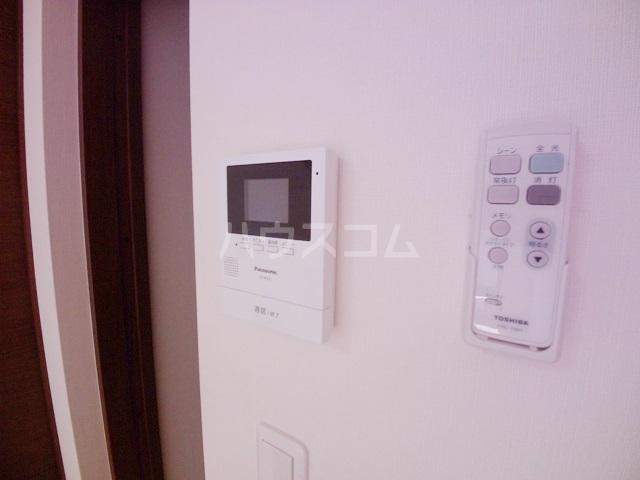 スプリーン 201号室のセキュリティ
