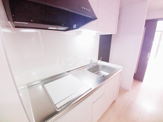 スプリーン 201号室のキッチン