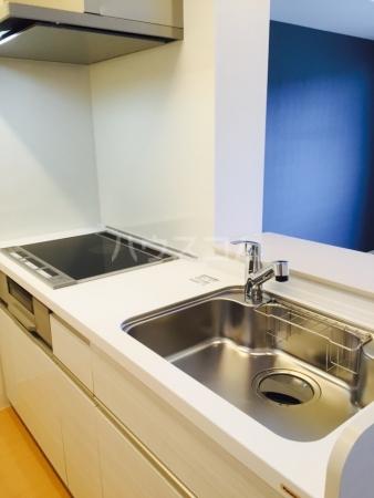 ガレリア西大宮 303号室のキッチン