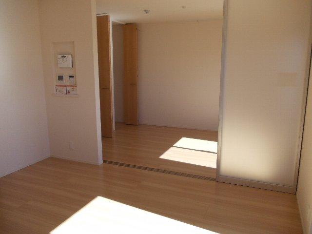 セントポーリア 201号室のリビング
