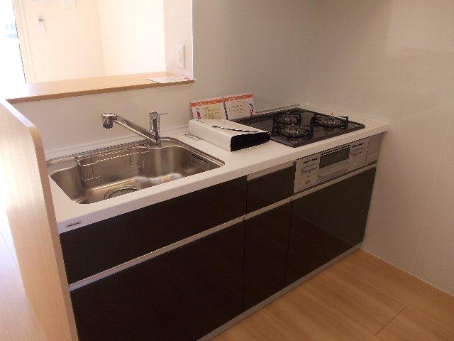 セントポーリア 201号室のキッチン