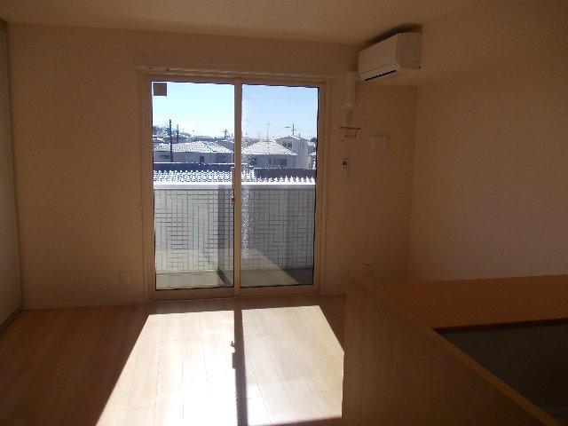 セントポーリア 201号室の居室