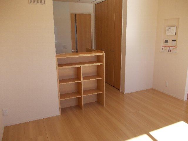 セントポーリア 201号室の収納