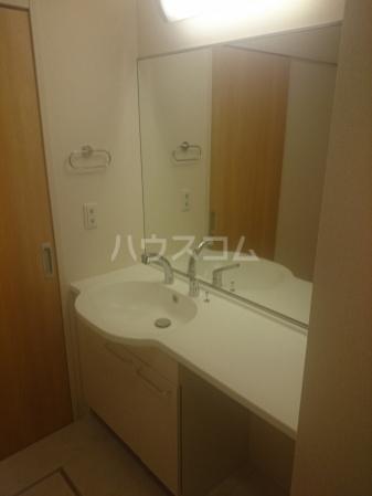 セントポーリア 201号室の洗面所