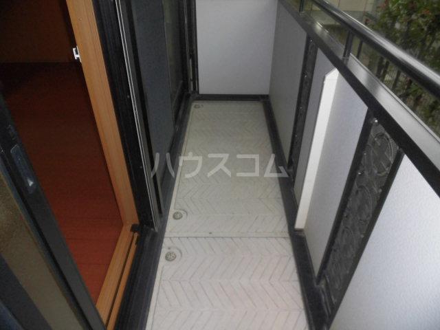 カサグランデ E 201号室のバルコニー