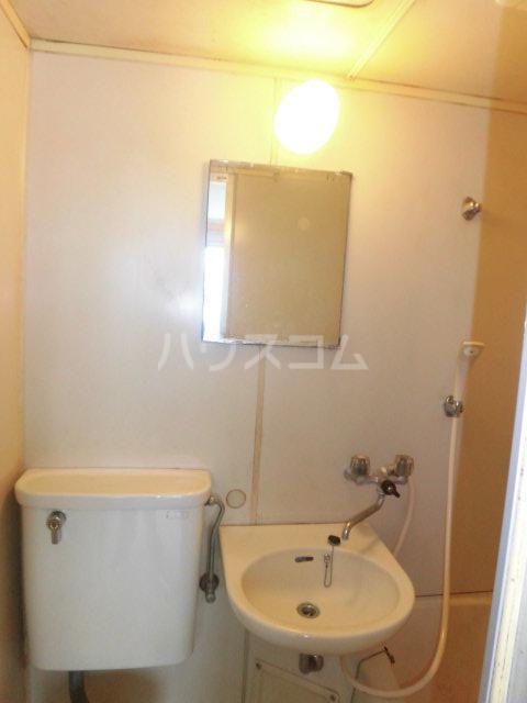 カーサパークサイド 302号室の洗面所