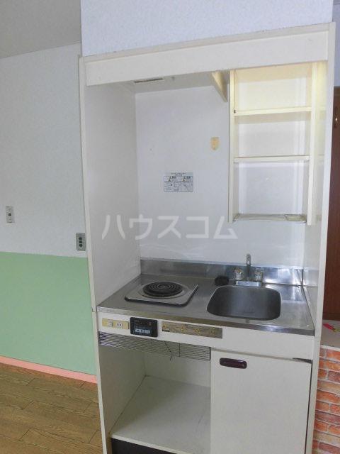カーサパークサイド 302号室のキッチン