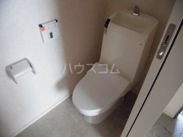 リビオンN 202号室のトイレ
