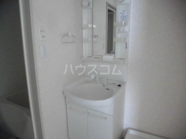 リビオンN 202号室の洗面所