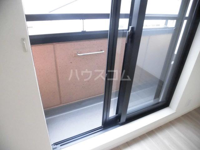 リビオンN 202号室のバルコニー