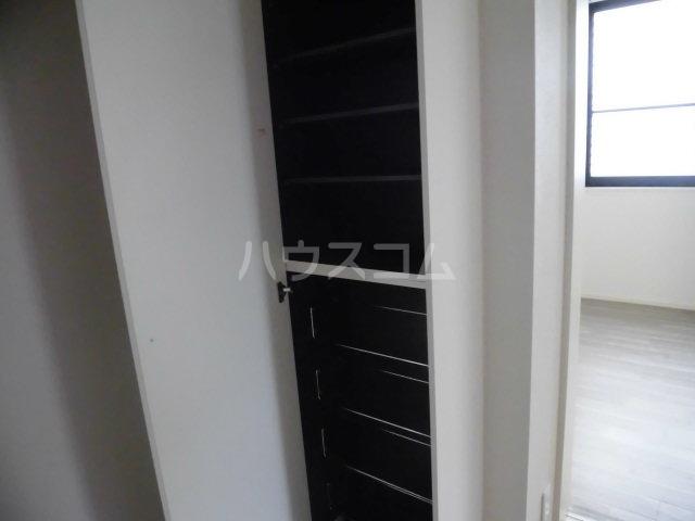 リビオンN 202号室の収納