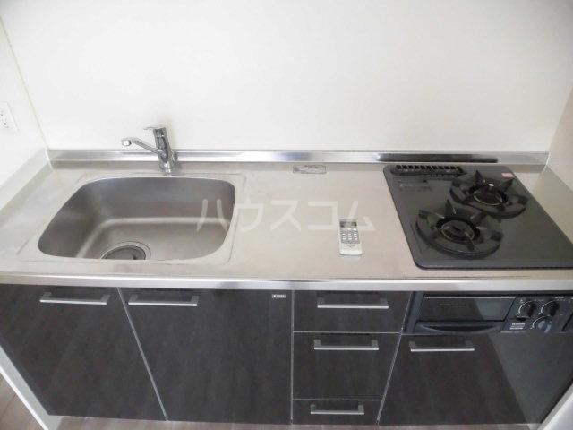 リビオンN 202号室のキッチン