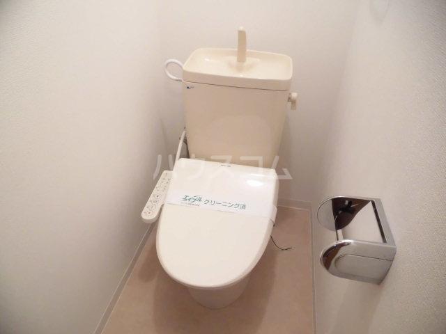 コーポ指扇 101号室のトイレ