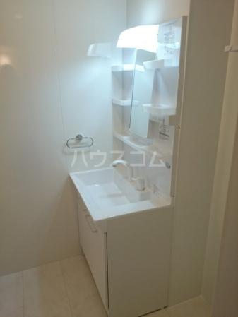 グランデⅠ 102号室の洗面所