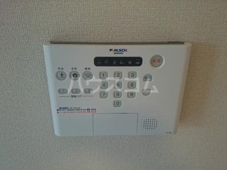グランデⅠ 102号室のセキュリティ