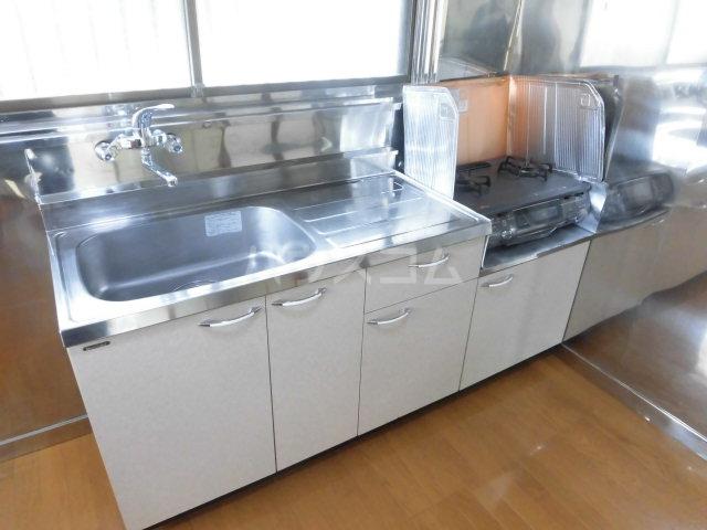 チェリーハウス 201号室のキッチン