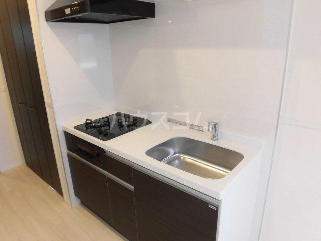 ビオラ・宮町 205号室のキッチン