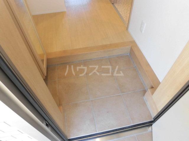 フィカーサ東大宮 102号室の玄関