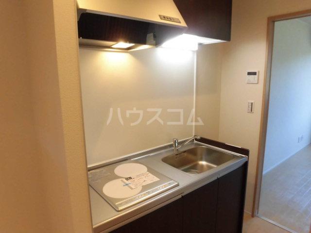 フィカーサ東大宮 102号室のキッチン
