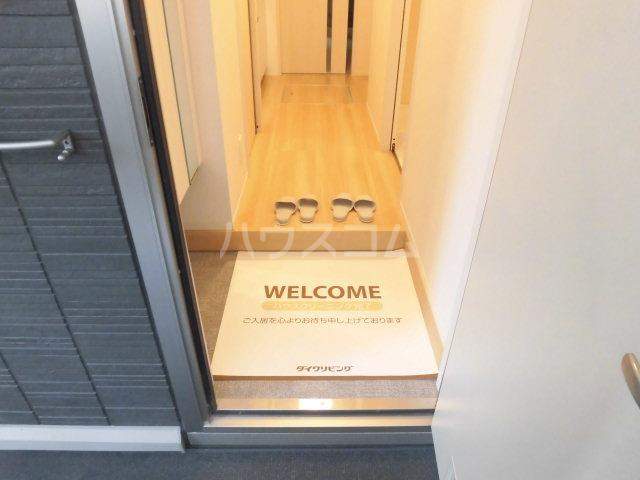 エギスハイム 102号室の玄関