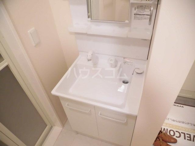 エギスハイム 102号室の洗面所