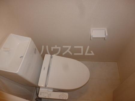 エギスハイム 102号室のトイレ