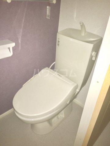 サクセスバード桜木町 205号室のトイレ