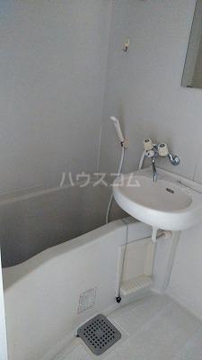 サモアール 103号室の風呂