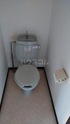 サモアール 103号室のトイレ