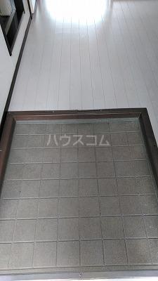 サモアール 103号室の玄関