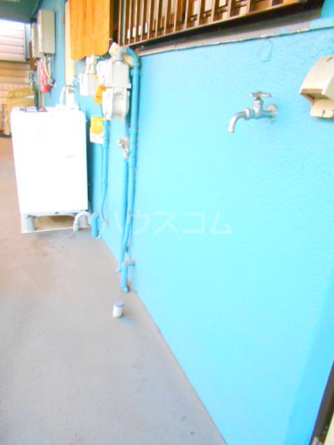第10丸三マンション 203号室の設備