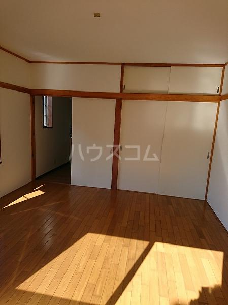 コーポグリーンヒル 201号室の居室