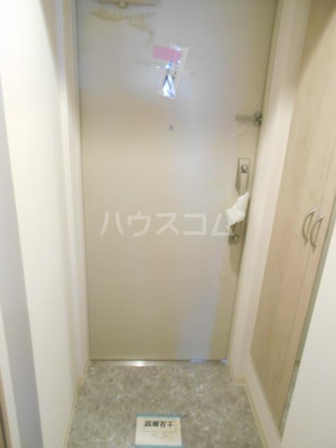 ソレイユ・ルヴァン 702号室の玄関
