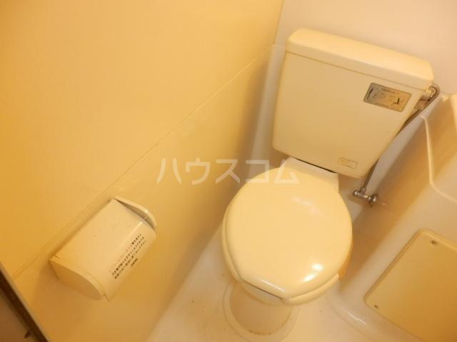 ラビアン7号館 105号室のトイレ